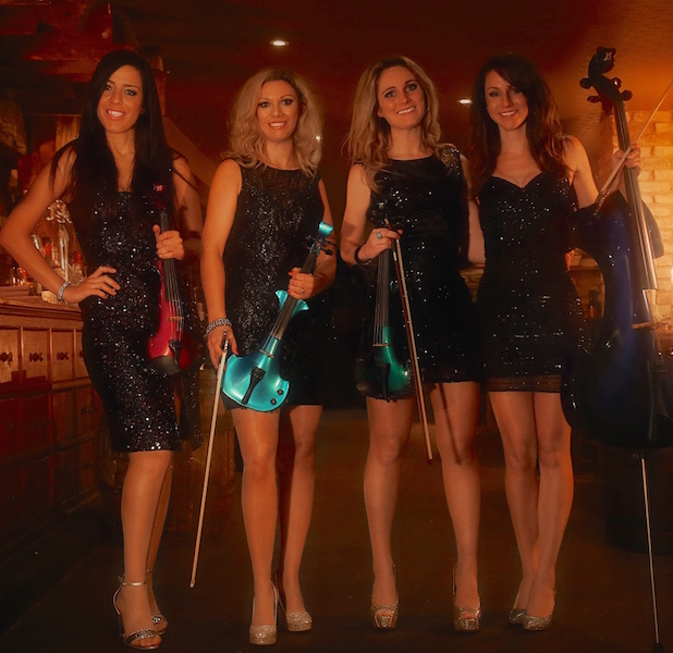 The Lady Godivas Electric Quartet