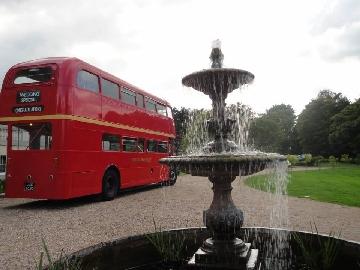 Routemaster Wedding Bus