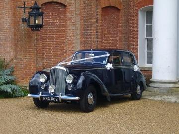 Classic 1951 Bentley MKVI