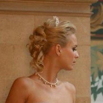 Stapleford Park bridal shoot