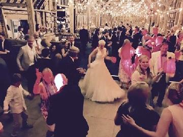 Wedding DJ Paul Linney