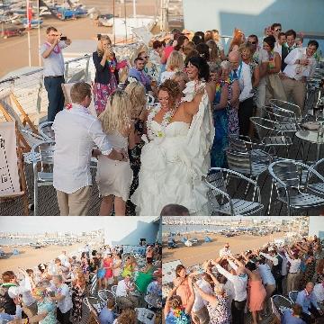 steelasophical wedding steel band