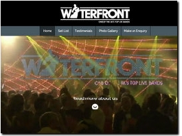 http://www.waterfrontshowband.com website