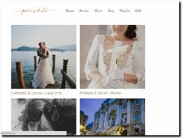 http://www.purewhite-photography.it website