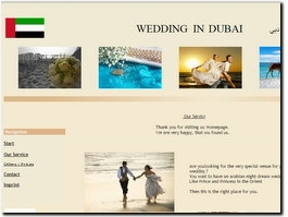 http://www.wedding-in-dubai.com website