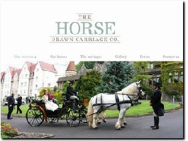 http://www.thehorsedrawncarriagecompany.com website