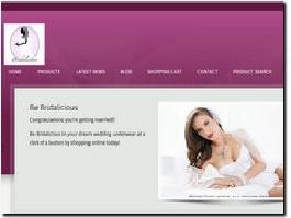 http://www.bridalicious.co.uk website