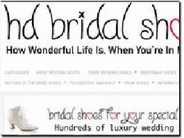 http://www.hdbridalshoes.co.uk website