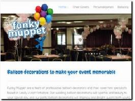 http://www.funkymuppet.co.uk website