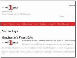 http://www.unitoneentertainment.co.uk/product-category/disc-jockeys/ website