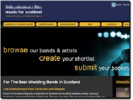 http://musicforscotland.co.uk website