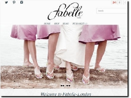 http://www.fabelle-london.com website