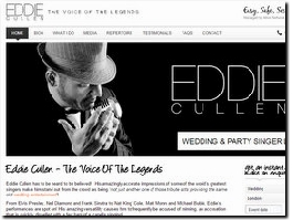 http://www.eddiecullen.co.uk/ website