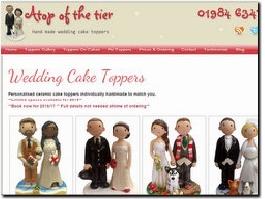http://www.wedding-cake-toppers.co.uk website