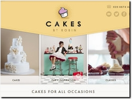 http://www.cakesbyrobin.co.uk/ website