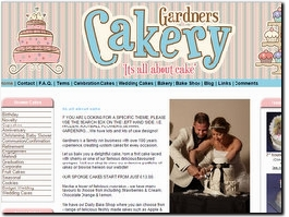 http://www.gardnerscakery.co.uk website