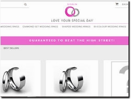 http://www.loveyourspecialday.com website