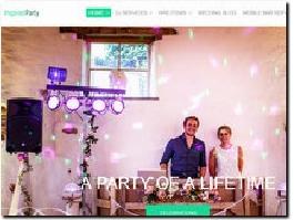 http://www.inspiredparty.co.uk website