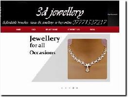 http://www.3djewellery.co.uk website