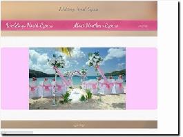 http://www.weddingsnorthcyprus.com website