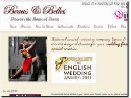 http://www.dances4u.co.uk website