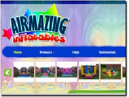 http://www.airmazinginflatables.com website