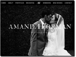 http://www.amandaforman.co.uk website