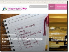 http://honeymoon.how website