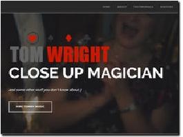 http://www.tommymagic.co.uk website