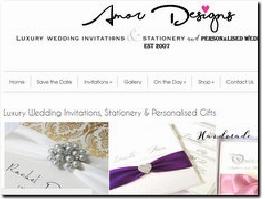 http://www.amordesigns.co.uk website