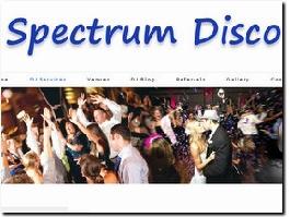 http://www.spectrumdisco-dj.co.uk/ website