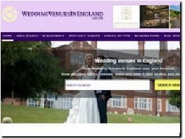 http://www.weddingvenuesinengland.co.uk/ website