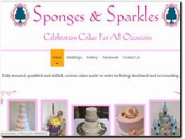 http://www.spongesandsparkles.co.uk/ website