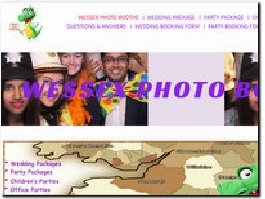http://www.wessexphotobooths.co.uk website