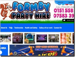 http://www.partyhireformby.co.uk website