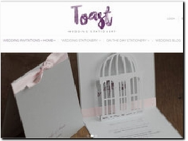 http://www.toastweddinginvitations.co.uk website
