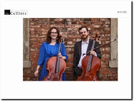 http://www.thecellists.co.uk website