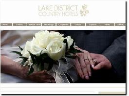 https://www.lakedistrictcountryhotels.co.uk/lake-district-weddings website