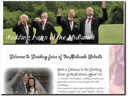 http://www.theweddingfairsofthemidlands.co.uk website