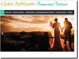 http://www.tailoredceremonies.com website