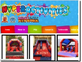 http://www.bouncycastlehire-norwich.com website
