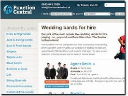 http://www.functioncentral.co.uk/hire/wedding_bands/ website
