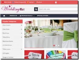 https://www.weddingmart.co.uk website