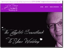 http://simonbrewisweddingdj.co.uk/ website