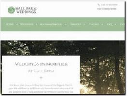 http://weddings-norfolk.com website