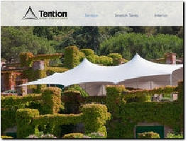 http://www.tentionstretchtents.co.uk website