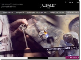 https://www.jaubalet.co.uk website