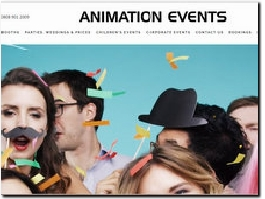 https://www.animationevents.co.uk website