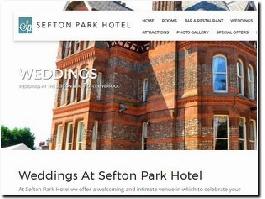 http://www.seftonparkhotel.co.uk website
