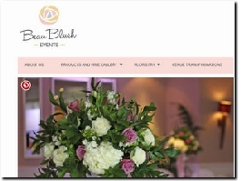 http://www.beaublush.events website